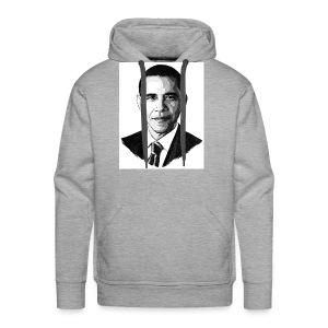 Cool Obama T-shirt - Men's Premium Hoodie