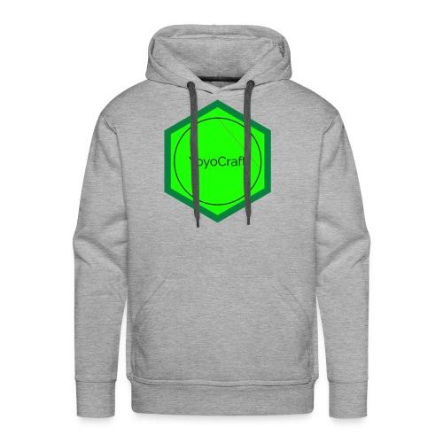 Logomakr 2ZQxx3 - Men's Premium Hoodie