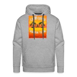 california surfer - Men's Premium Hoodie
