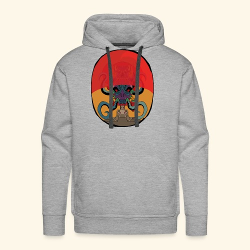 War of the worlds - Men's Premium Hoodie