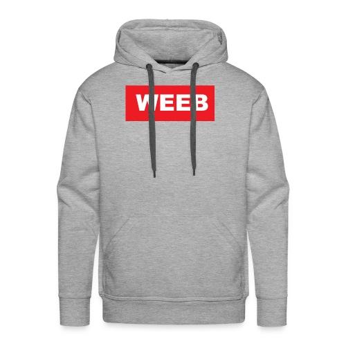 masdog weeb - Men's Premium Hoodie