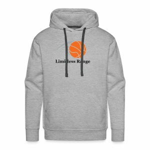 Limitless Range - Men's Premium Hoodie