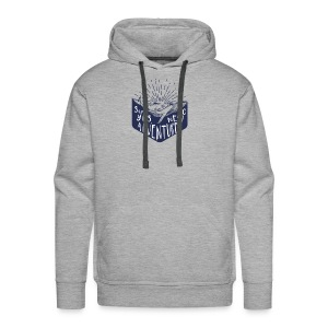 Adventure - Say yes to new adventure Products - Men's Premium Hoodie