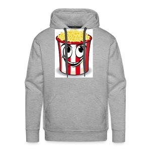 popcorn men - Men's Premium Hoodie