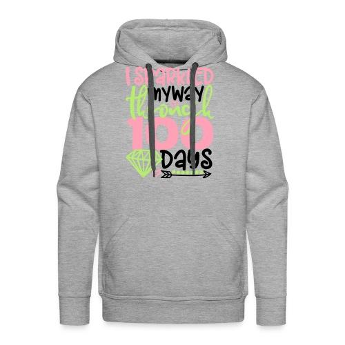 100dayssparkle - Men's Premium Hoodie