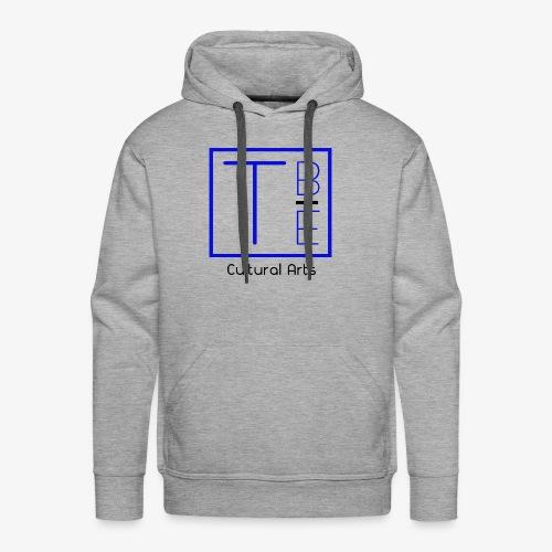 logo transparent background - Men's Premium Hoodie