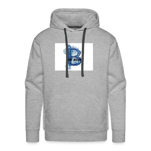 THE BLUE 1 - Men's Premium Hoodie
