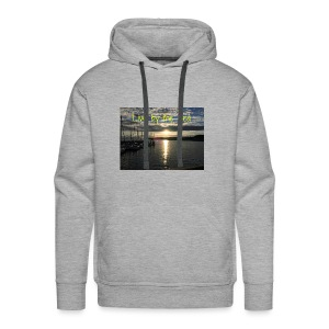 Live by the sea - Men's Premium Hoodie