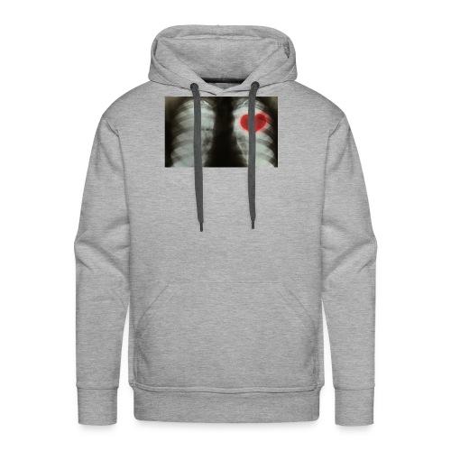 heartbreak jacket - Men's Premium Hoodie
