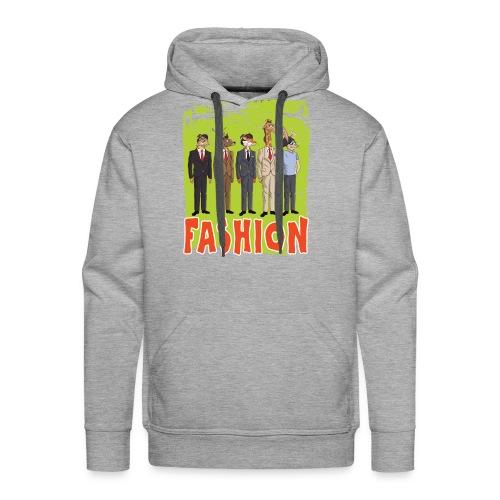 FASHION - Men's Premium Hoodie