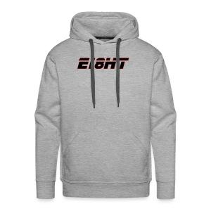 Ei8ht Red - Men's Premium Hoodie