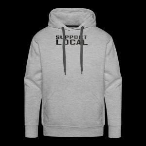 SUPPORT LOCAL - Men's Premium Hoodie