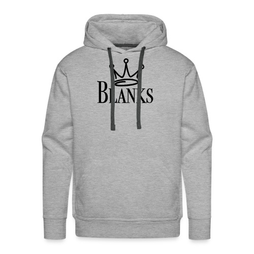 Blanks Merch - Men's Premium Hoodie