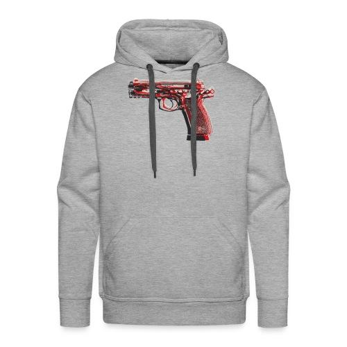 Pistol PopArt - Men's Premium Hoodie