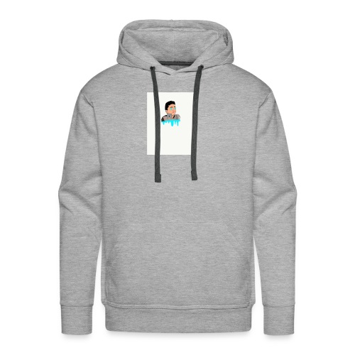 cartoon of ME iphone case - Men's Premium Hoodie