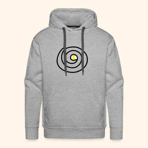 Eye Swirl - Men's Premium Hoodie