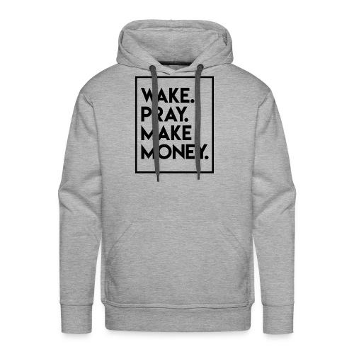 wakepray - Men's Premium Hoodie