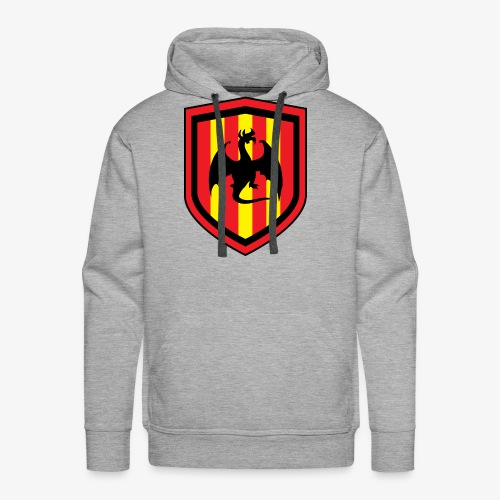 House Pendragon Crest - Men's Premium Hoodie