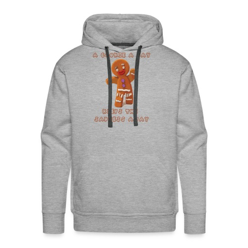 National Gingerbread Day - Men's Premium Hoodie