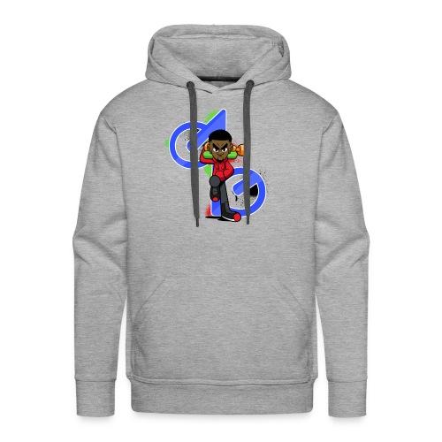 OBE1plays - Men's Premium Hoodie
