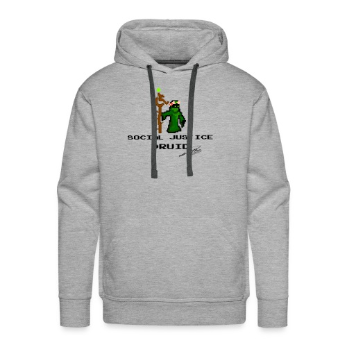 Social Justice Druid - Men's Premium Hoodie