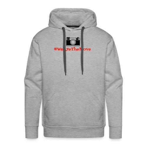 Logomakr 13iChT - Men's Premium Hoodie