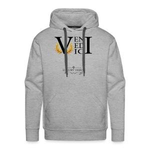 Veni Vedi Vici Long Sleeve T-Shirt - Men's Premium Hoodie