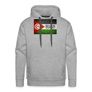 tunisia palestine United - Men's Premium Hoodie