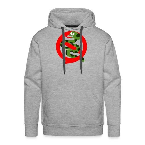 Official Unofficial Hoggorm Busters Logo - Men's Premium Hoodie