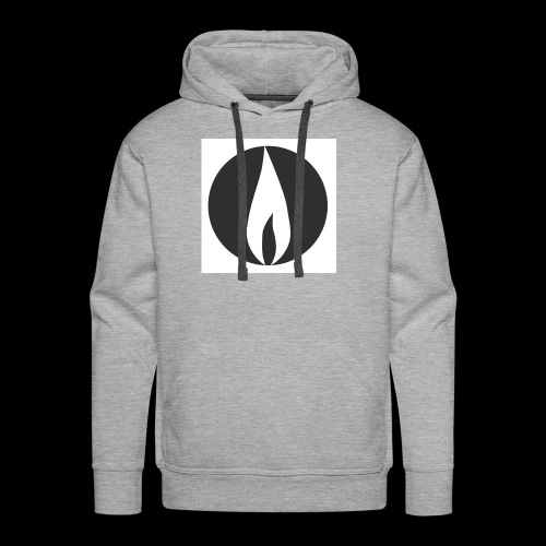 The Sanctuaries Logo - Men's Premium Hoodie