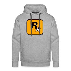 Rockstar Games Theme - Men's Premium Hoodie