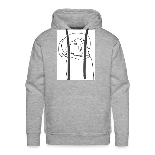 I am...disgusted - Men's Premium Hoodie