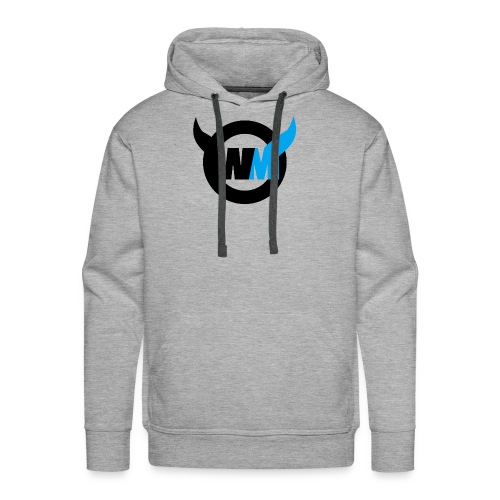 WTFMoses emblem xl - Men's Premium Hoodie