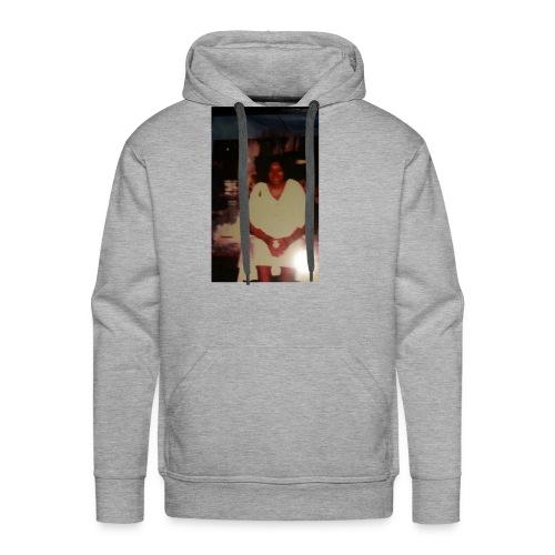 Grandma's picture - Men's Premium Hoodie
