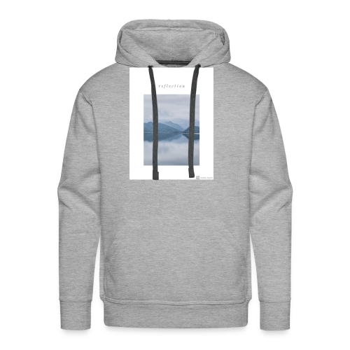 Reflection - Men's Premium Hoodie