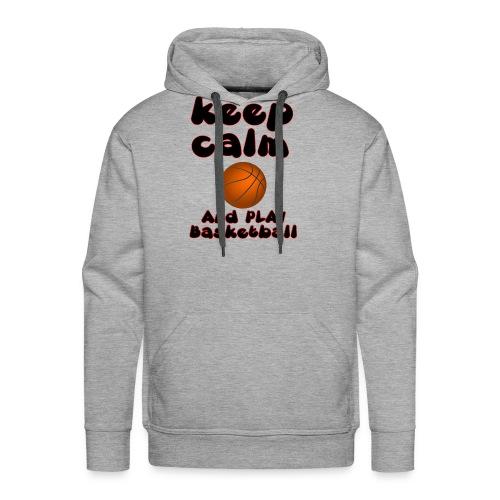 4 - Men's Premium Hoodie