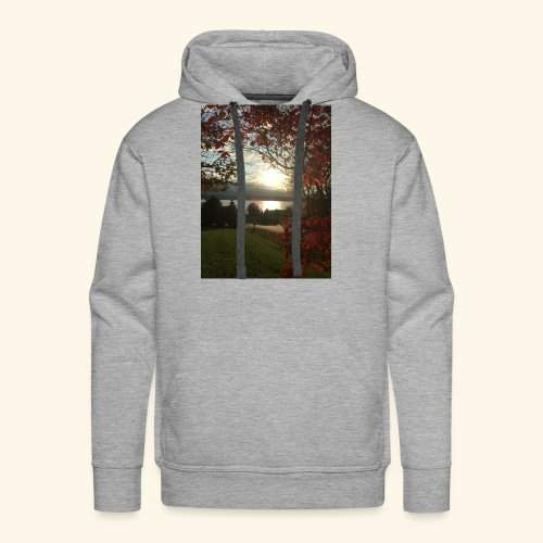 Bemus Point - Men's Premium Hoodie