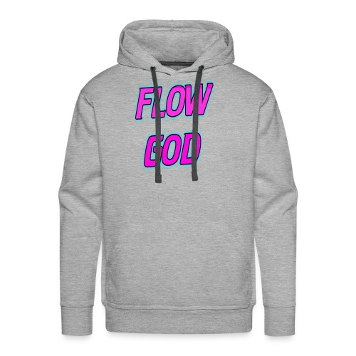 Flow God - Men's Premium Hoodie