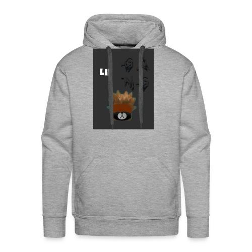 lil gang extreme shirt - Men's Premium Hoodie