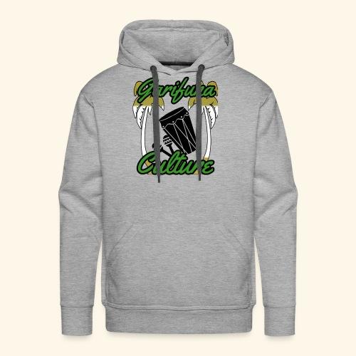 Garifuna Culture_D.o.C Store - Men's Premium Hoodie