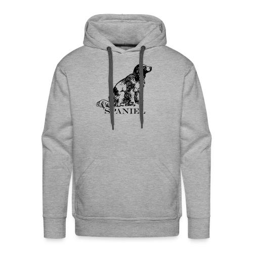 Spaniel - Men's Premium Hoodie