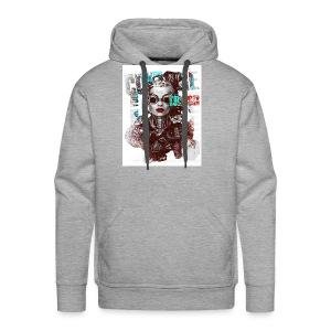 New Fashion T-shirts Women Paris - Men's Premium Hoodie