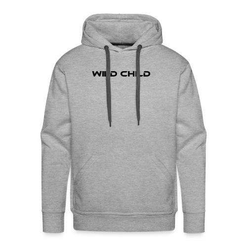 WIld Child - Men's Premium Hoodie