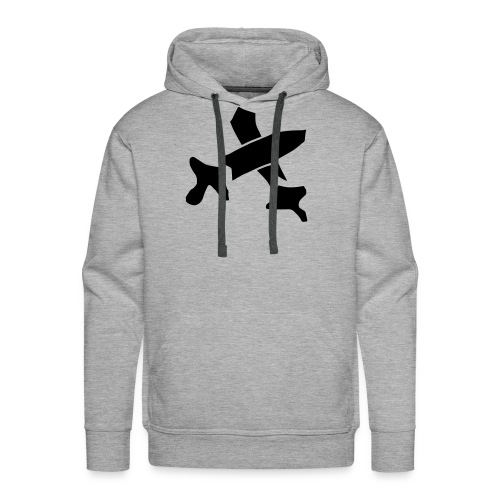 Black Swords - Men's Premium Hoodie