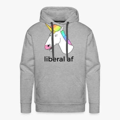 Unicorn AF - Men's Premium Hoodie
