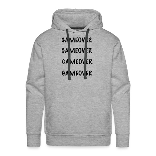 game over - Men's Premium Hoodie