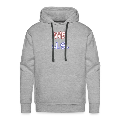 WE U.S. - Men's Premium Hoodie