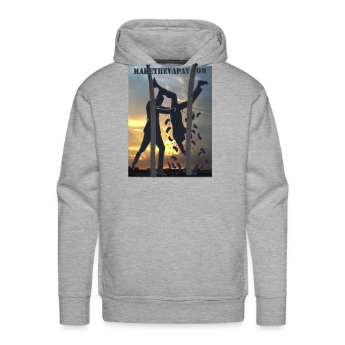 MAKE THE VA PAY - Men's Premium Hoodie