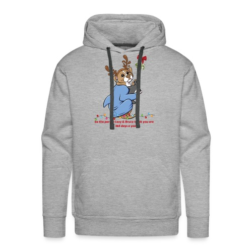 EMBRACE CHRISTMAS - 365 Days A Year - Men's Premium Hoodie