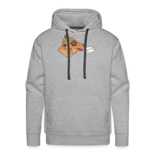 bear with me - Men's Premium Hoodie